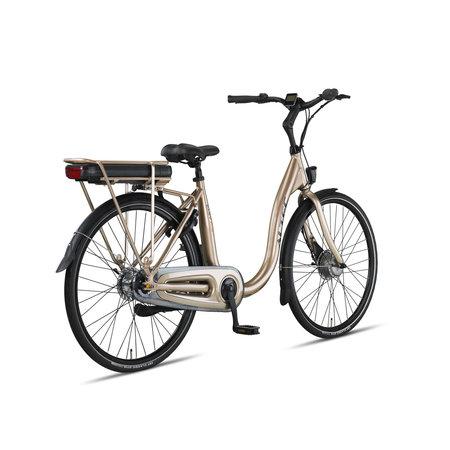 Altec Altec Easy Plus E-bike 28 inch 49cm 7v Champagne