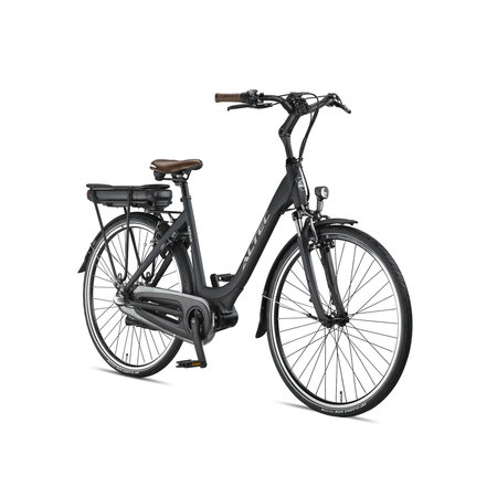 Altec Altec Nova E-bike 28 inch 52cm 3v Zwart