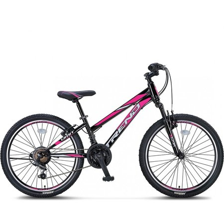 Altec Umit Trend 26 inch MTB Zwart-Roze