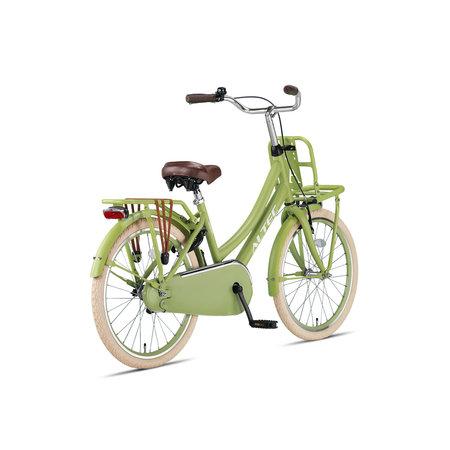 Altec  Outlet Altec Urban 22inch Transportfiets Olive