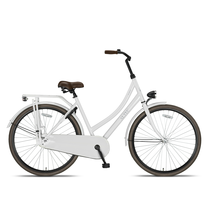Outlet Altec Roma 28 inch Omafiets White 53cm