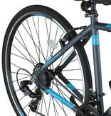 Altec Altec Magnetic Trekking V-Brakes Heren 28inch 51cm Antraciet/Blue