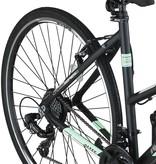 Altec Altec Magnetic Trekking V-Brakes Dames 28inch 52cm Black/Mint
