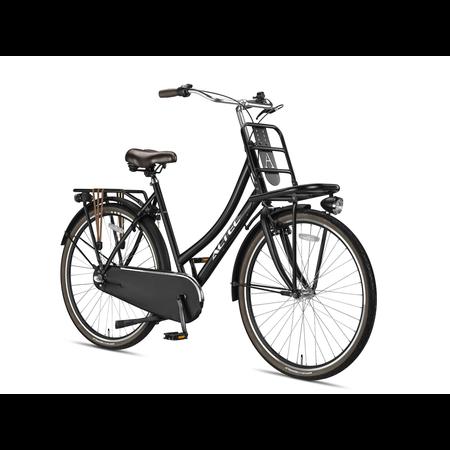 Altec Altec Dutch Transportfiets 28 inch 50 cm Zwart N3