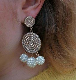 Carnival Earrings gold