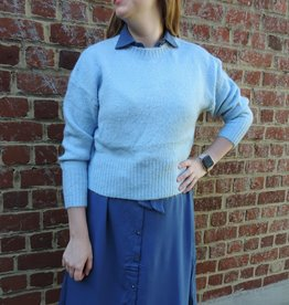 Polichino knit ciel