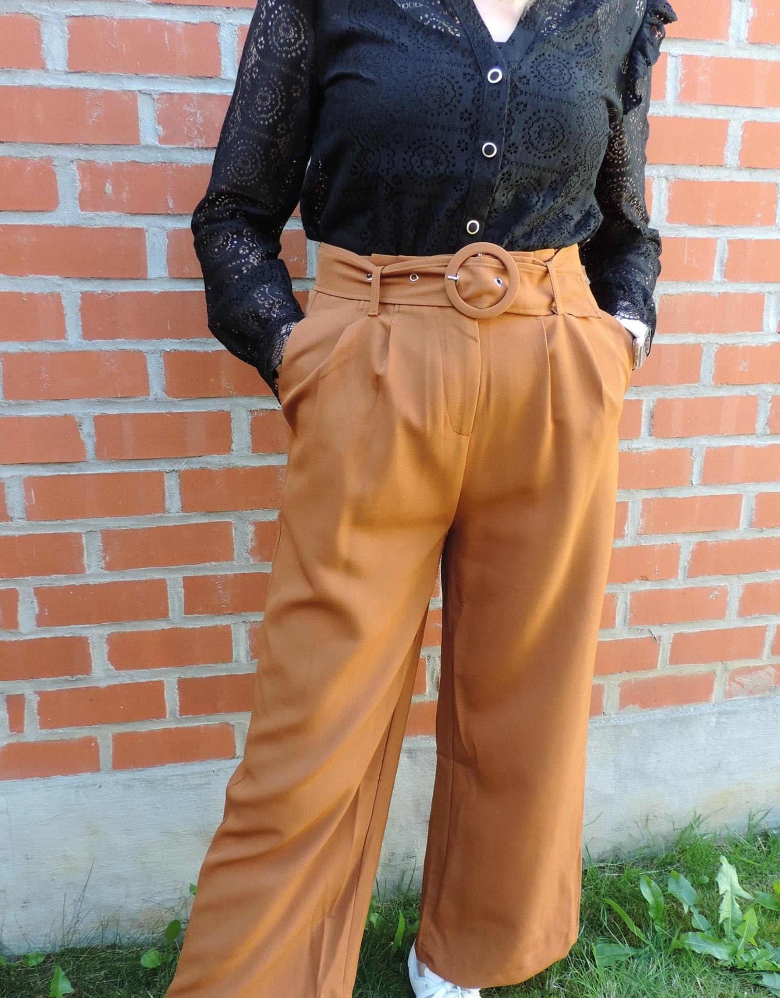 Batcha pants camel