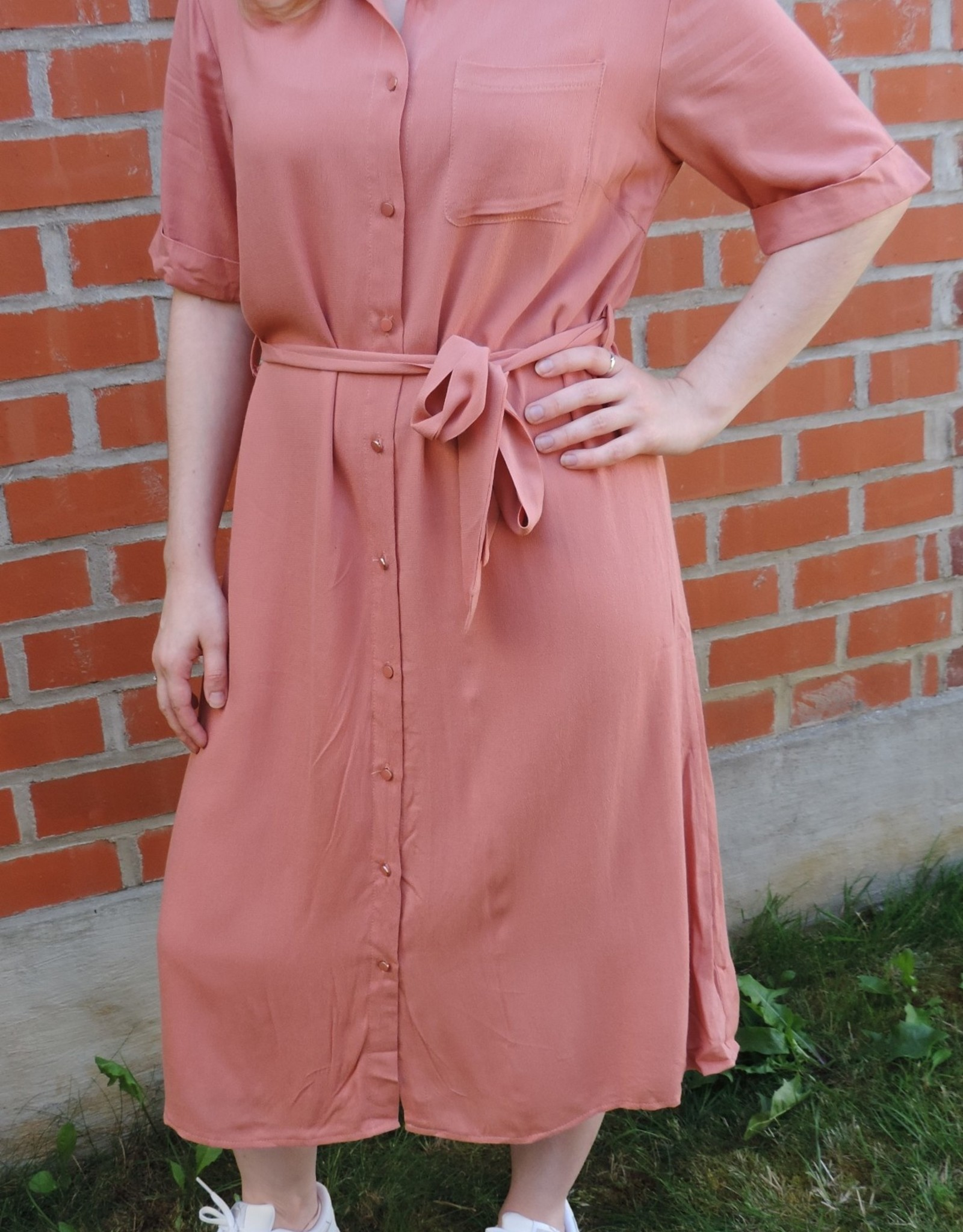 Nile dress pink