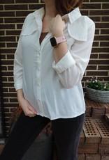 Ingas blouse ecru