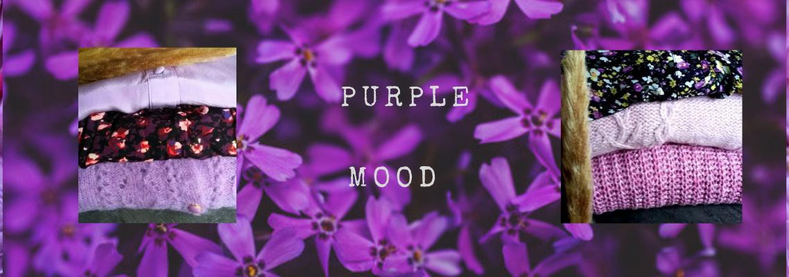 Purple mood