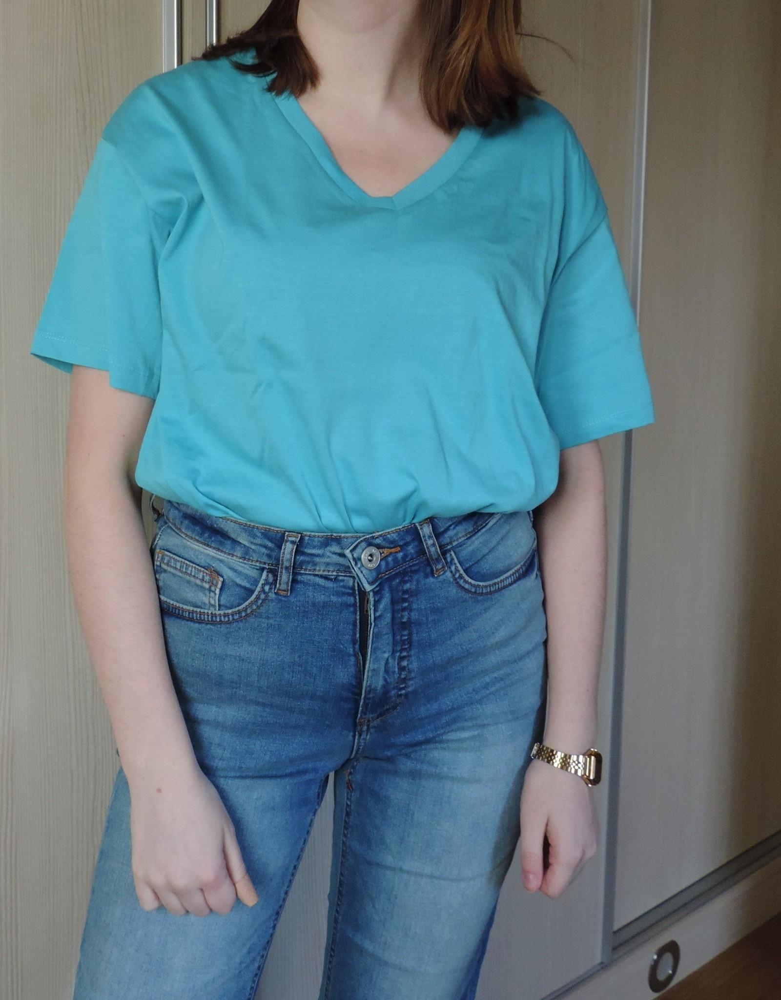 Lola T-shirt blue