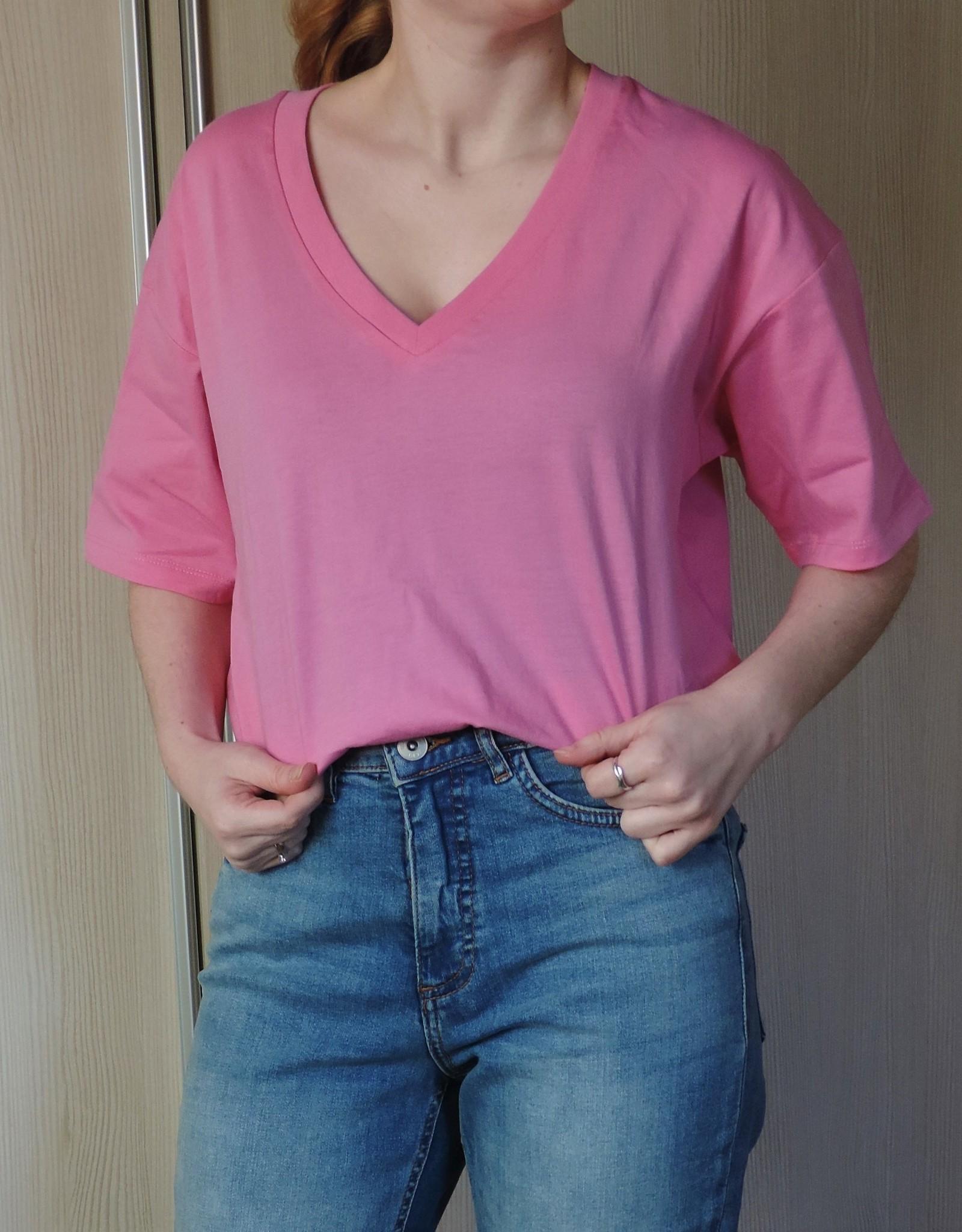 Lola T-shirt pink