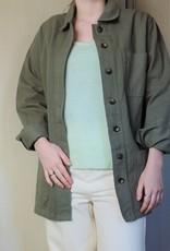 Carine jacket green