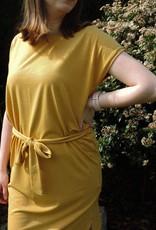 Paula dress yellow