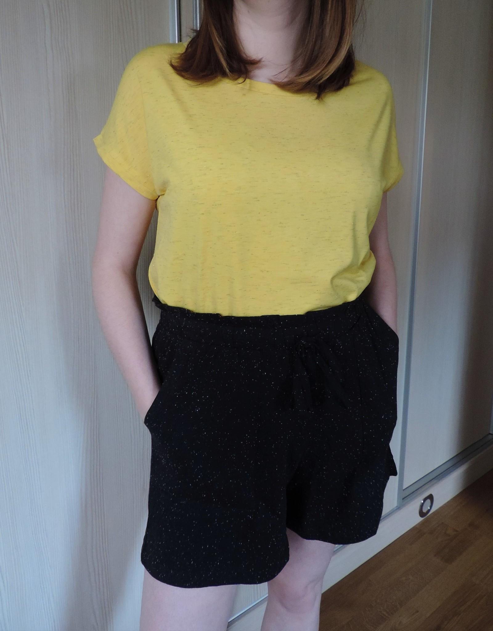 Rebelle T-shirt yellow