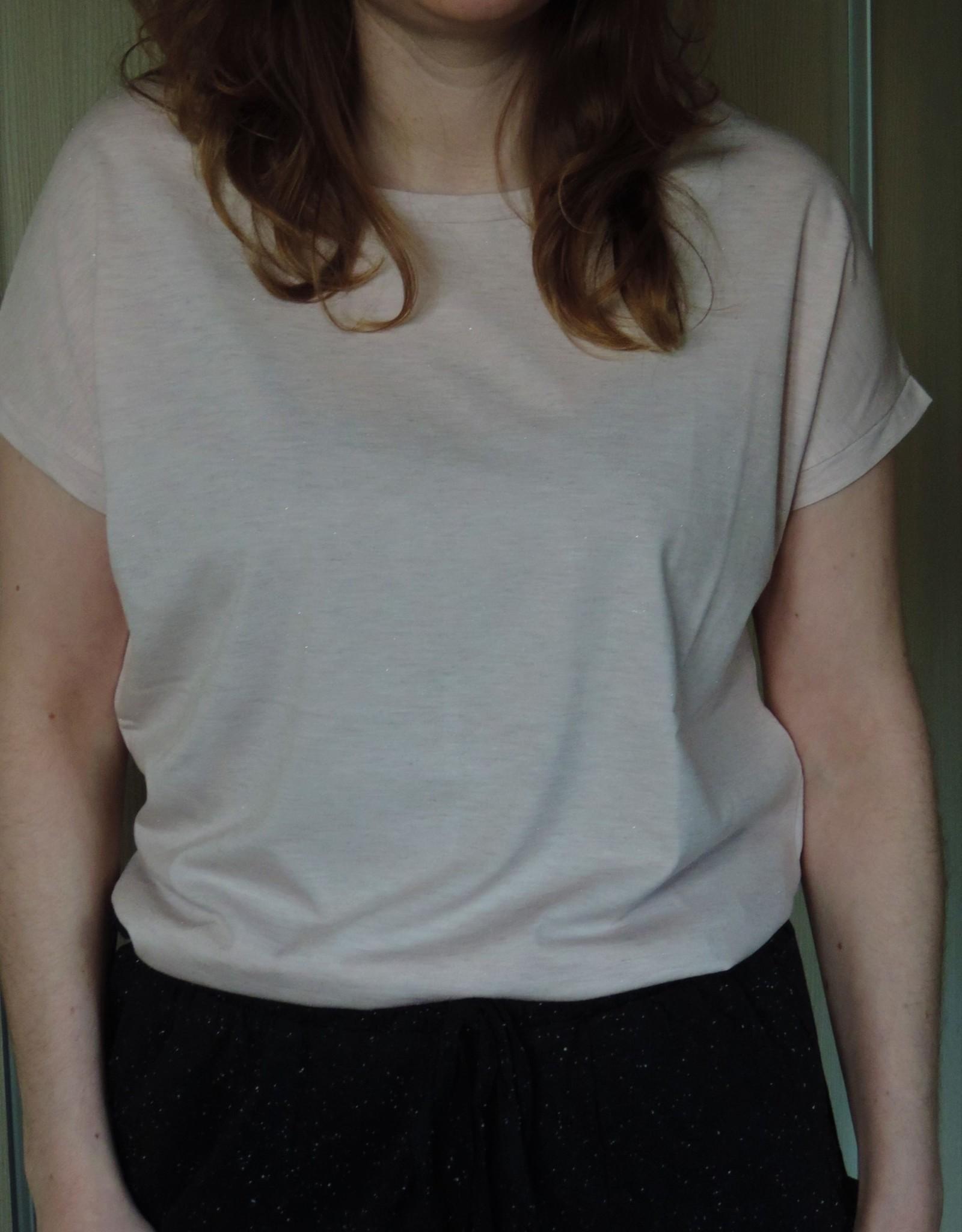 Rebelle T-shirt light violet