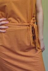 Paula dress orange
