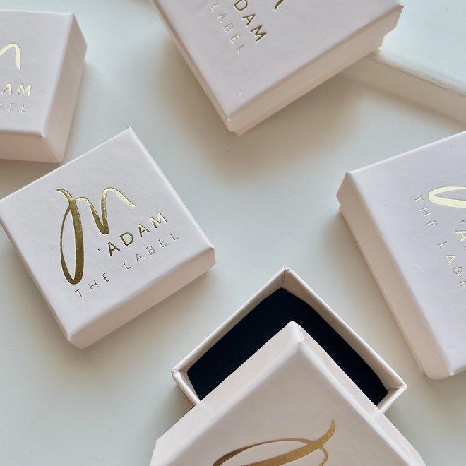 Gepersonaliseerde armband 2 letters