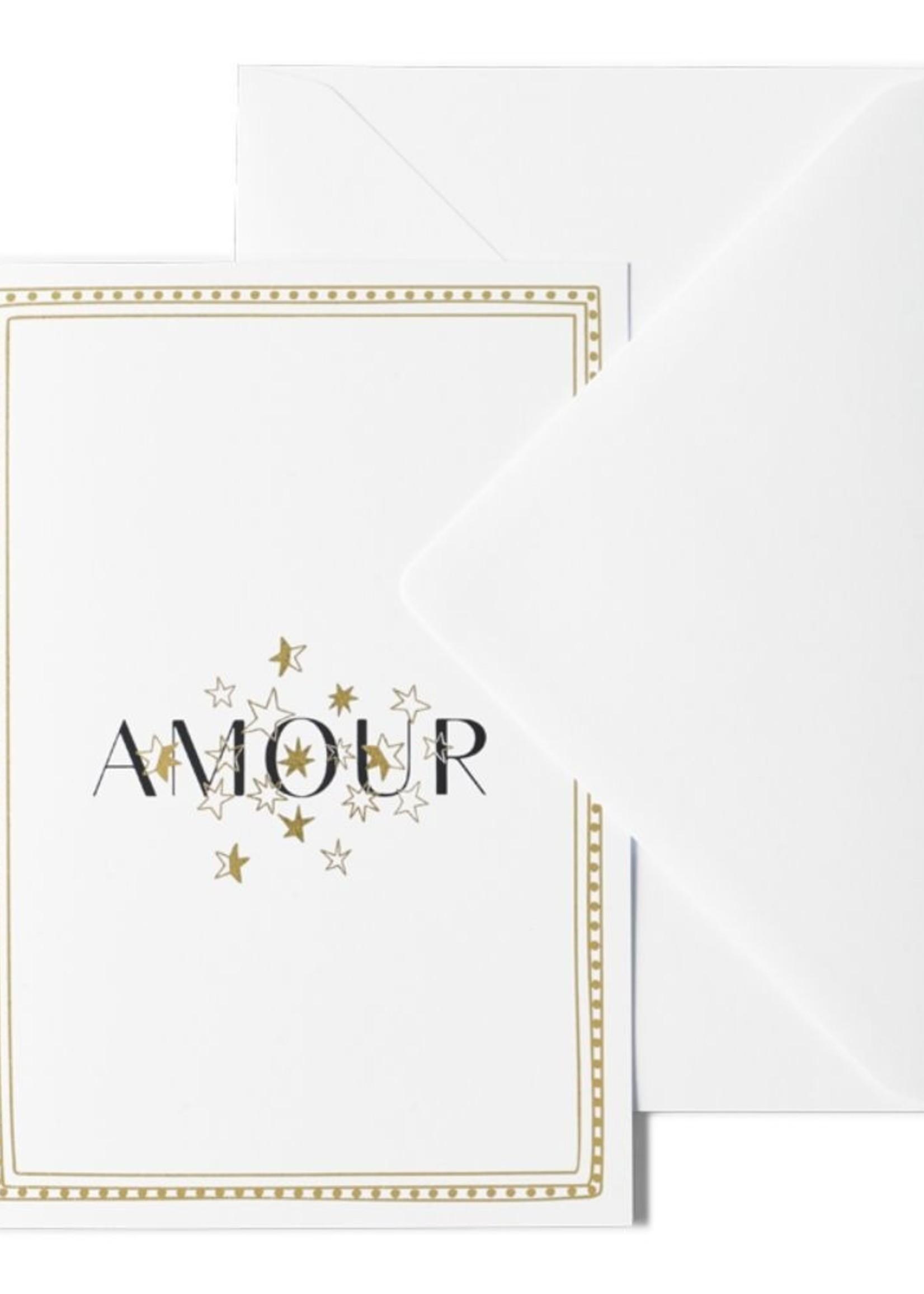 Me & Mats Me & Mats Greeting Card Amour