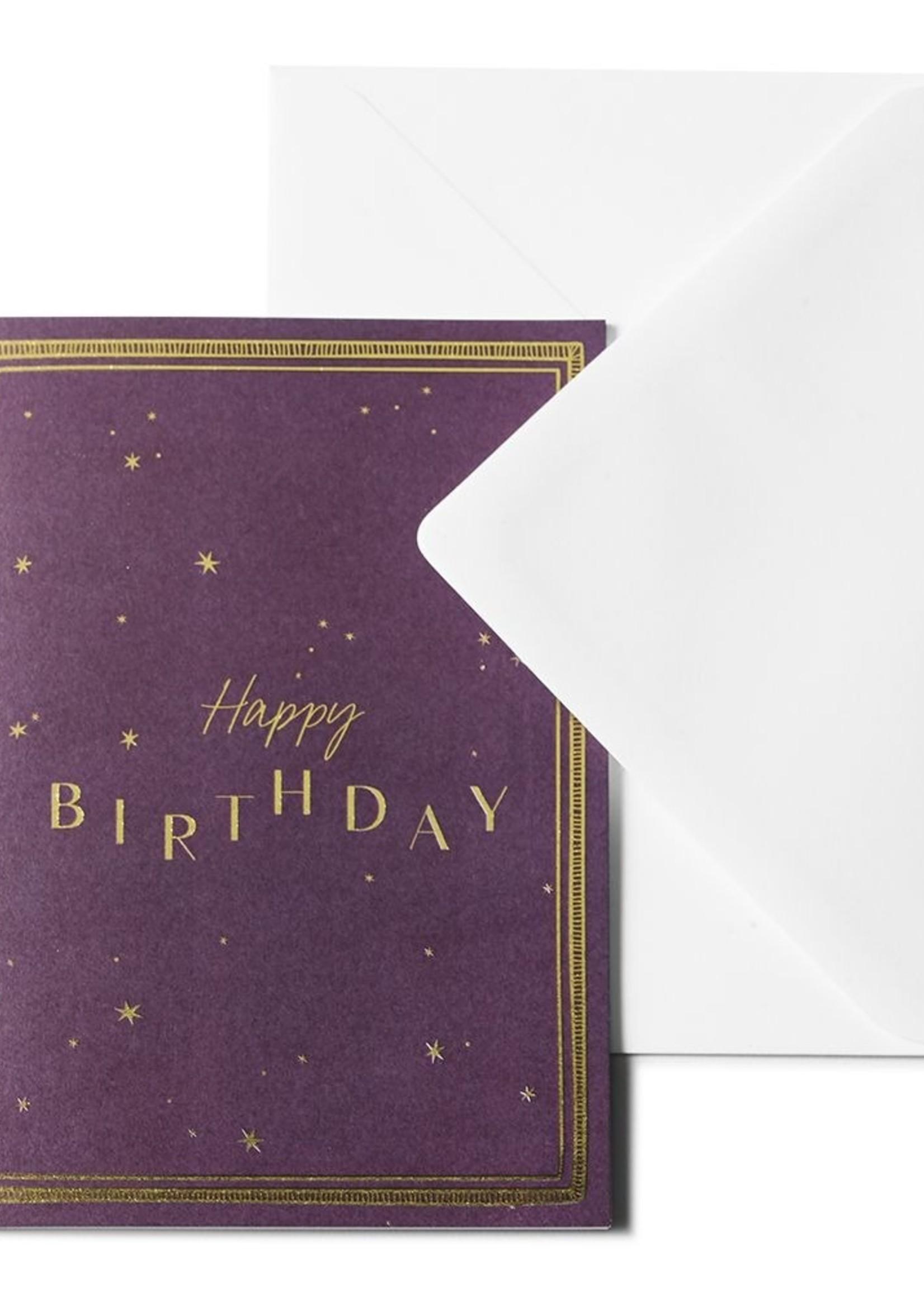 Me & Mats Me & Mats Greeting Card Happy Birthday