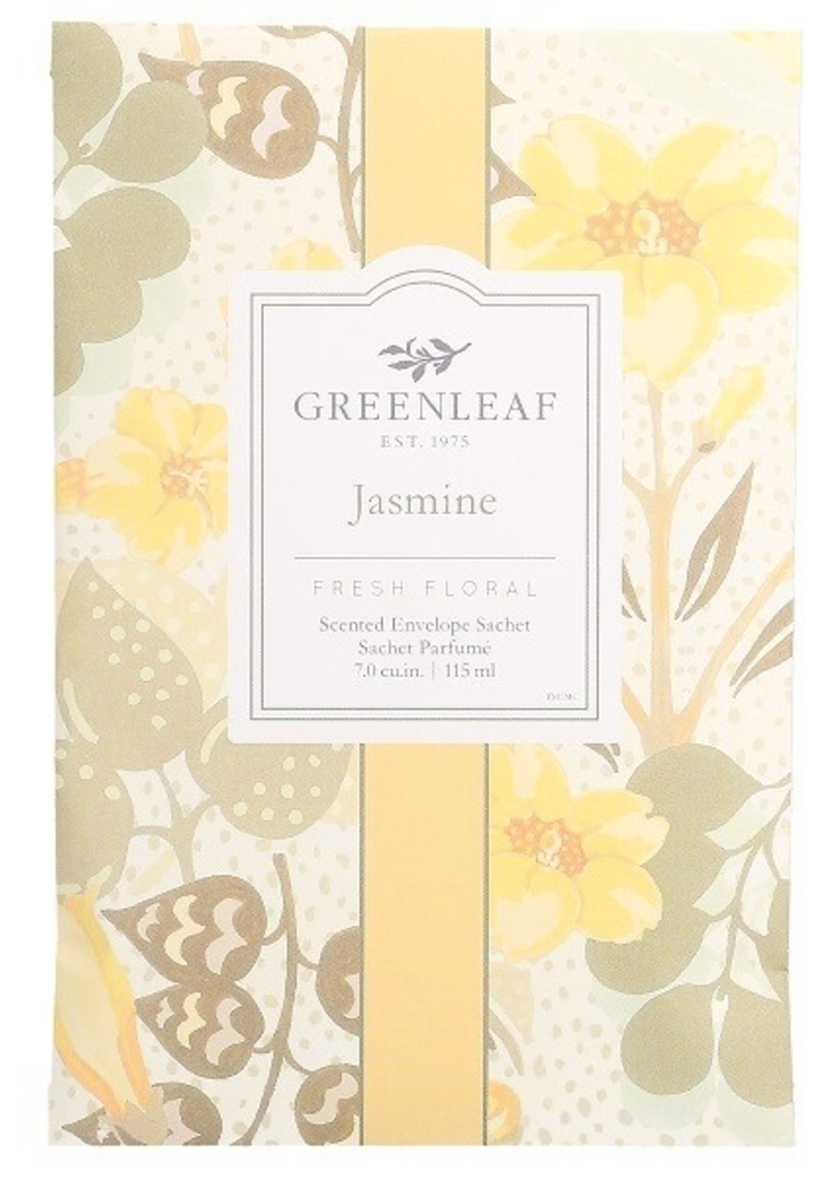 Greenleaf Greenleaf Geurzakje Jasmine