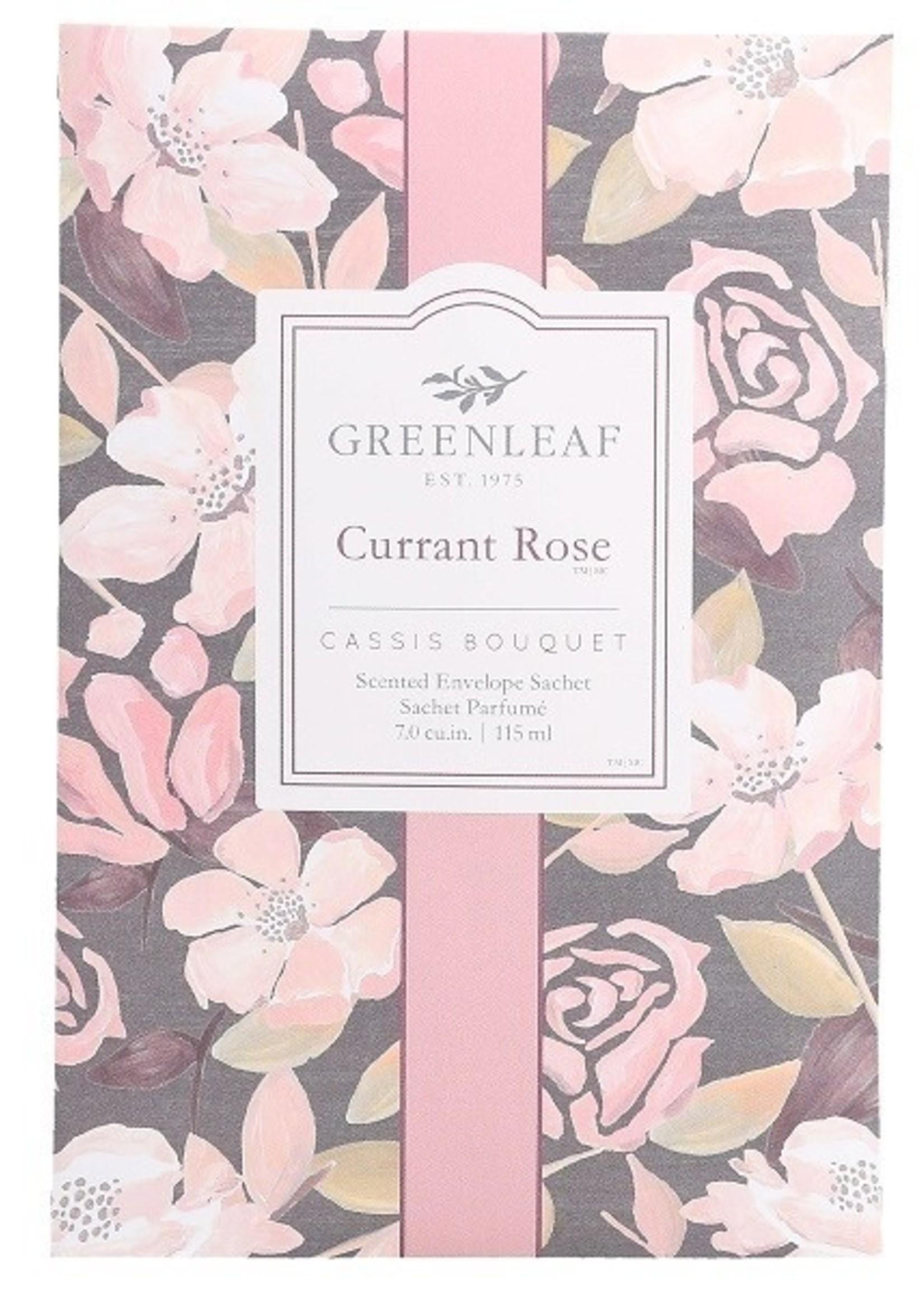Greenleaf Greenleaf Geurzakje Currant Rose