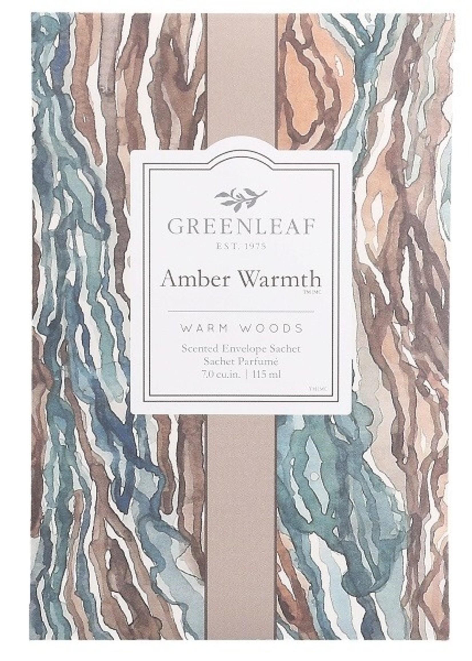 Greenleaf Greenleaf Geurzakje Amber Warmth