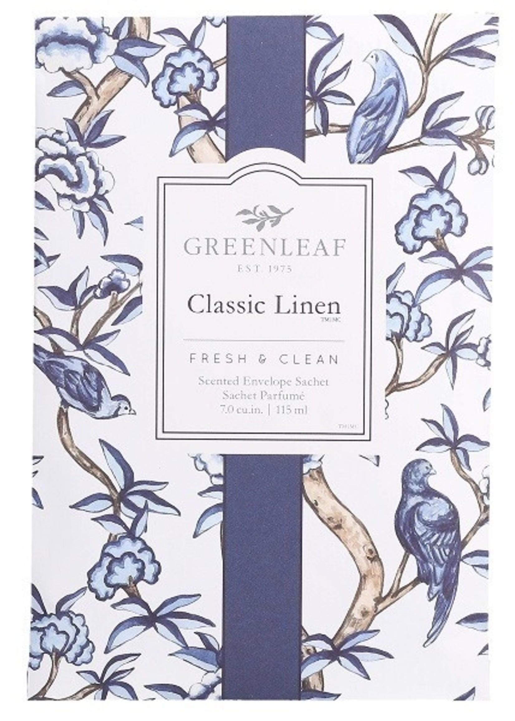 Greenleaf Greenleaf Geurzakje Classic Linen
