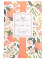 Greenleaf Greenleaf Geurzakje Orange & Honey