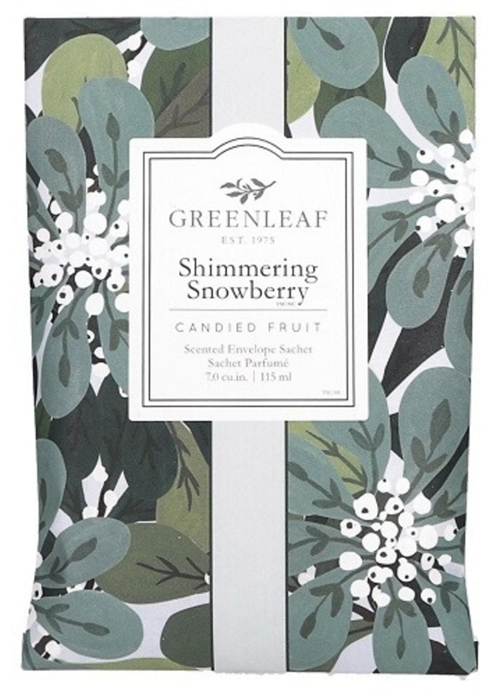 Greenleaf Greenleaf Geurzakje Shimmering Snowberry