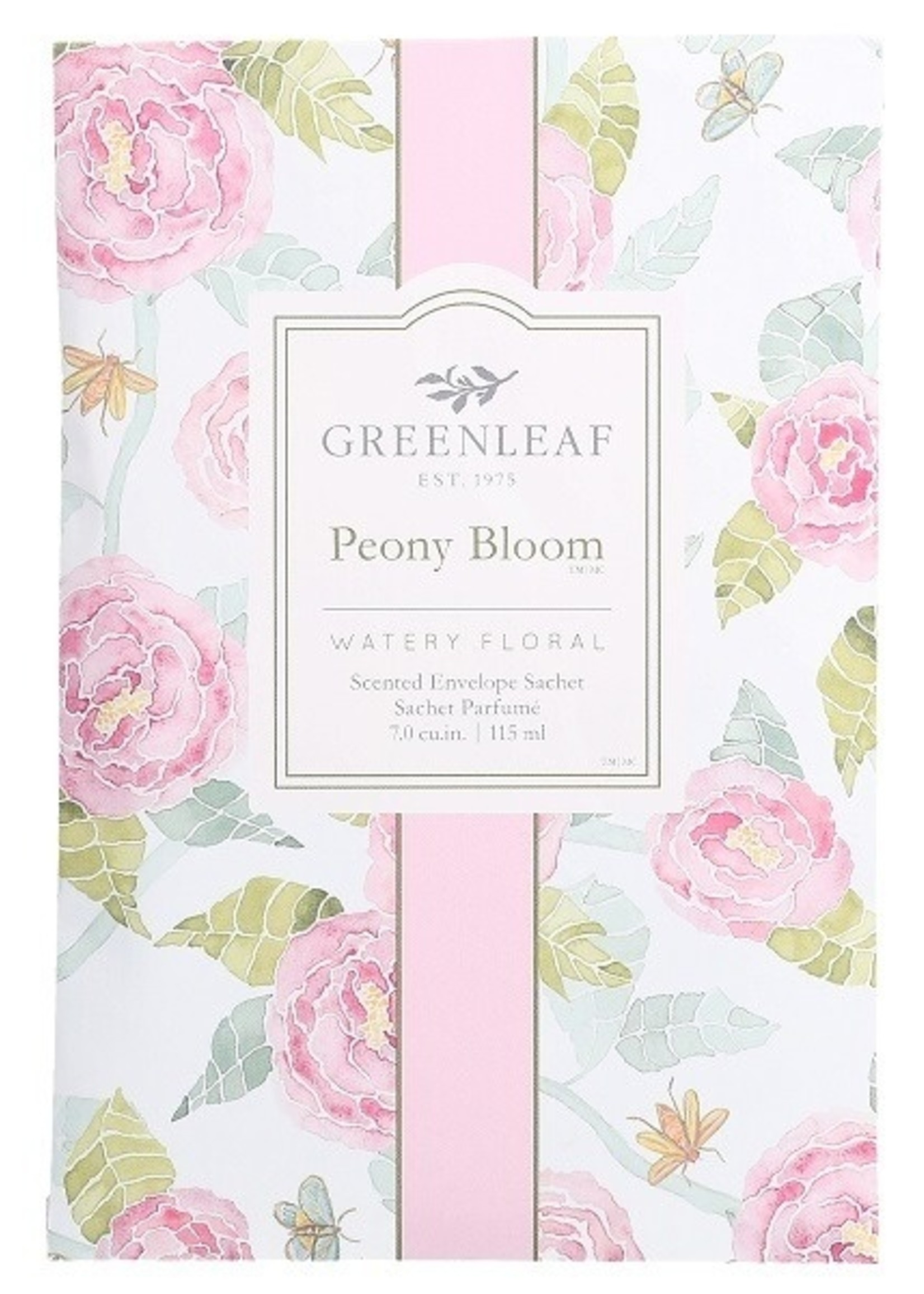 Greenleaf Greenleaf Geurzakje Peony Bloom