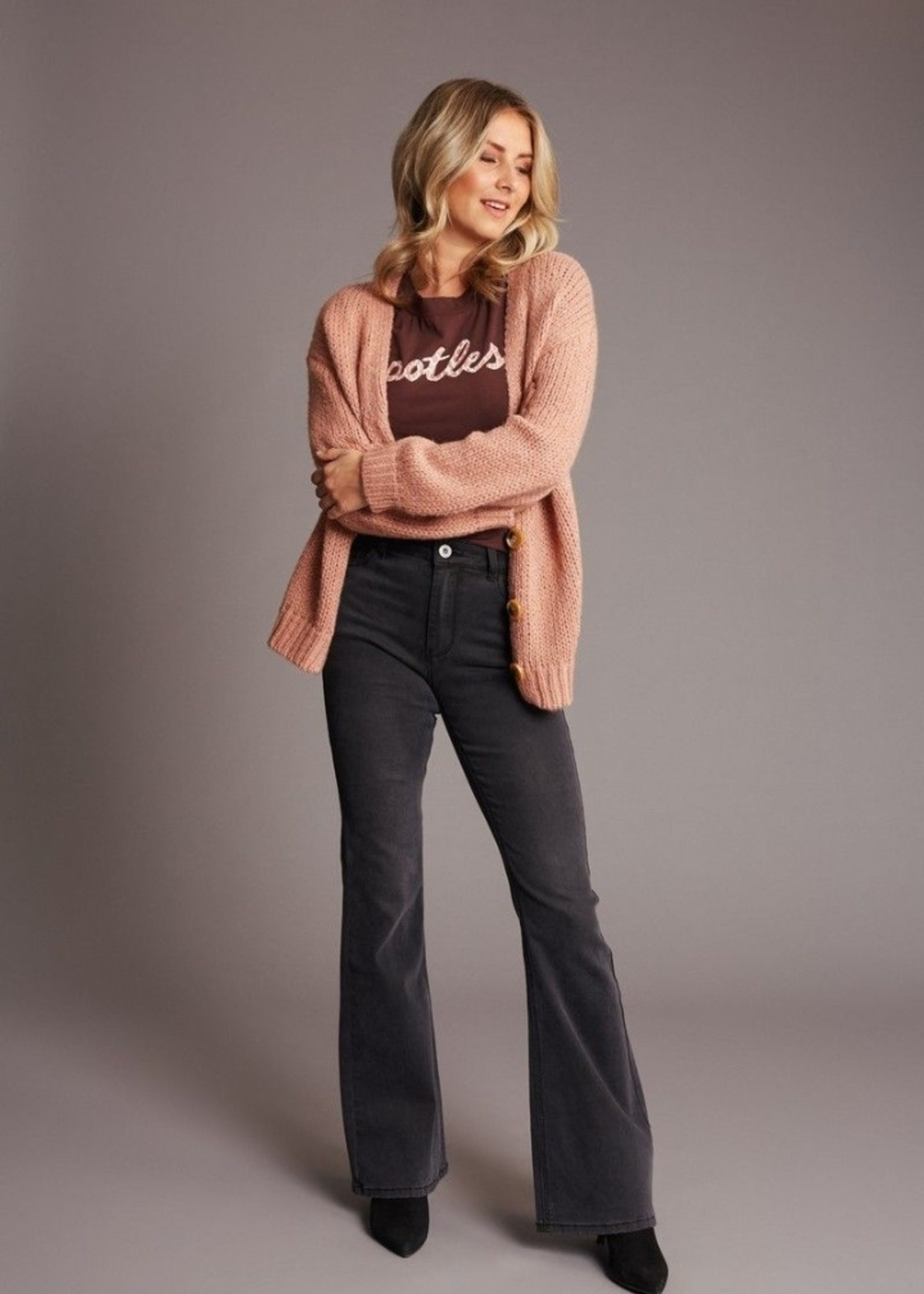 C&S Designs C&S Designs Fee Flared Jeans