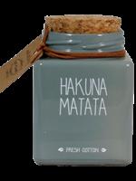 My Flame Lifestyle My Flame Hakuna Matata Kaars