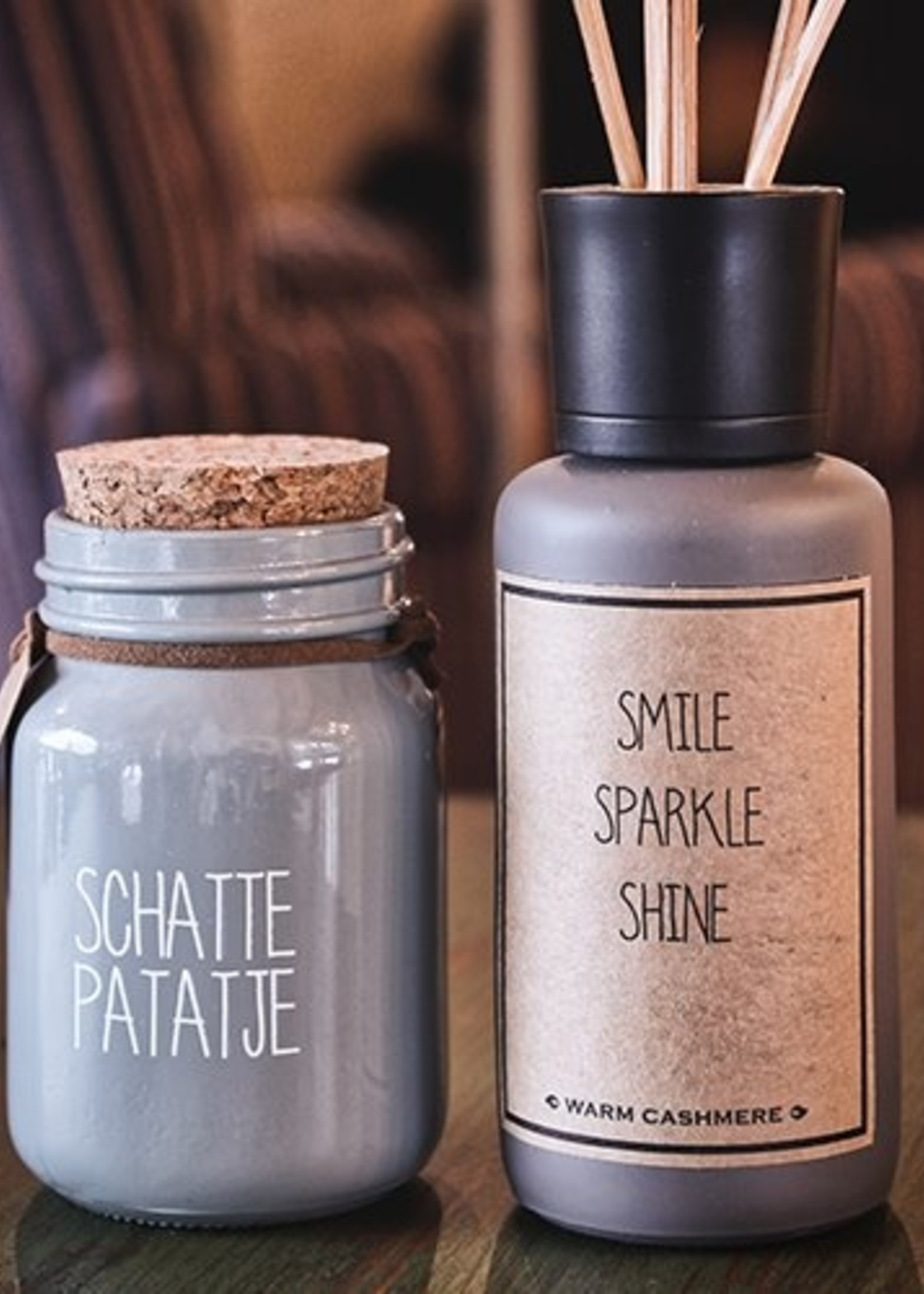 My Flame Lifestyle My Flame Schatje Patatje Kaars