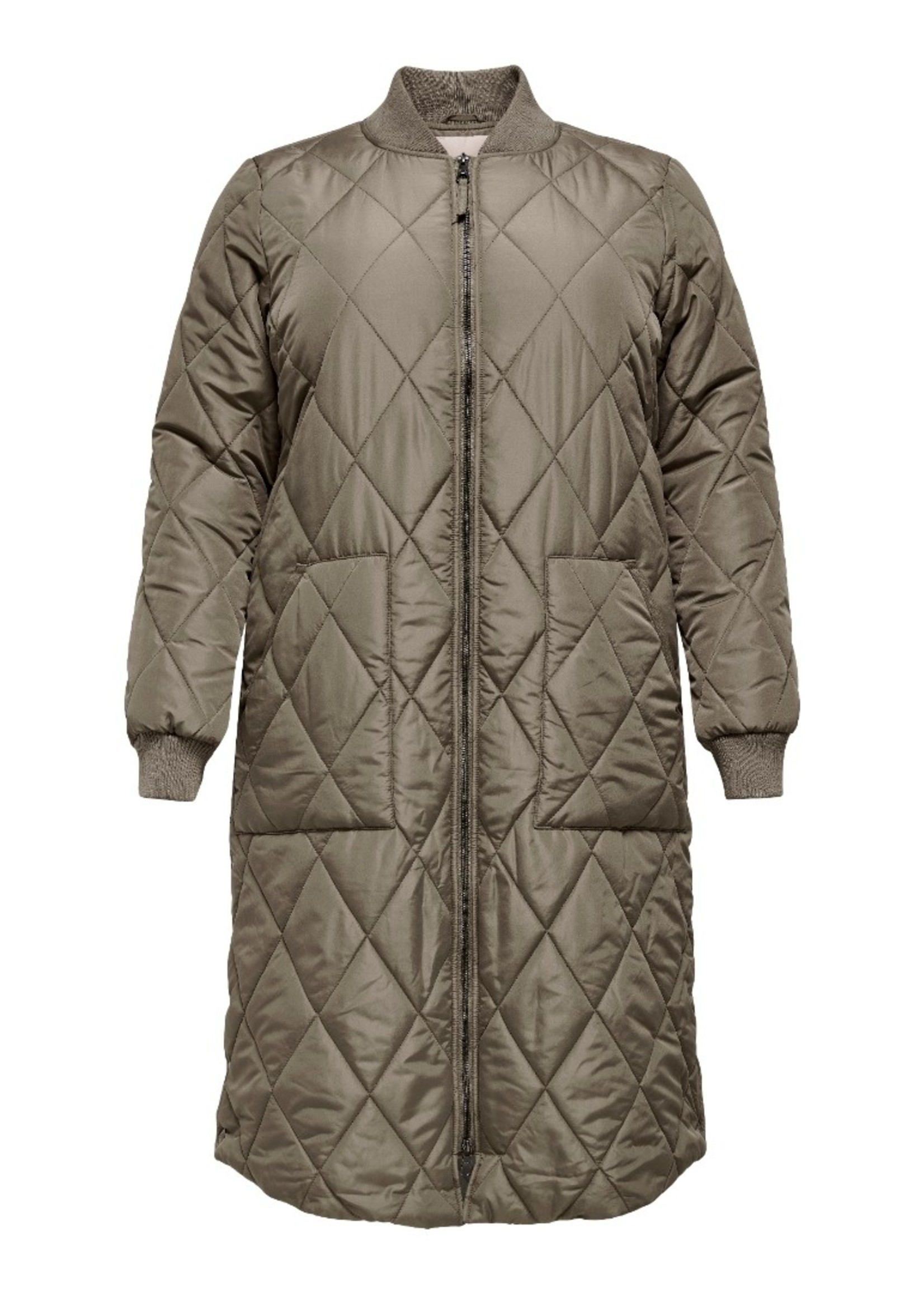 Only Carmakoma Only Carmakoma Quilted Jacket