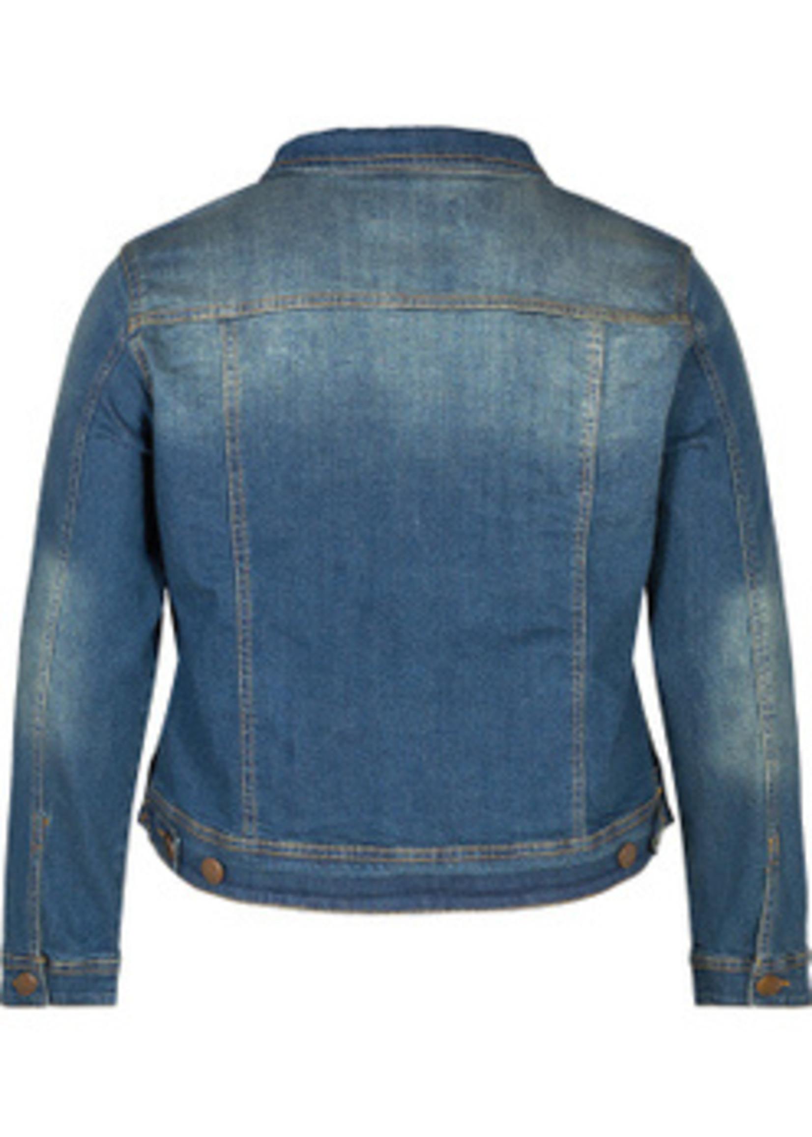 Zizzi Zizzi Denim Jacket