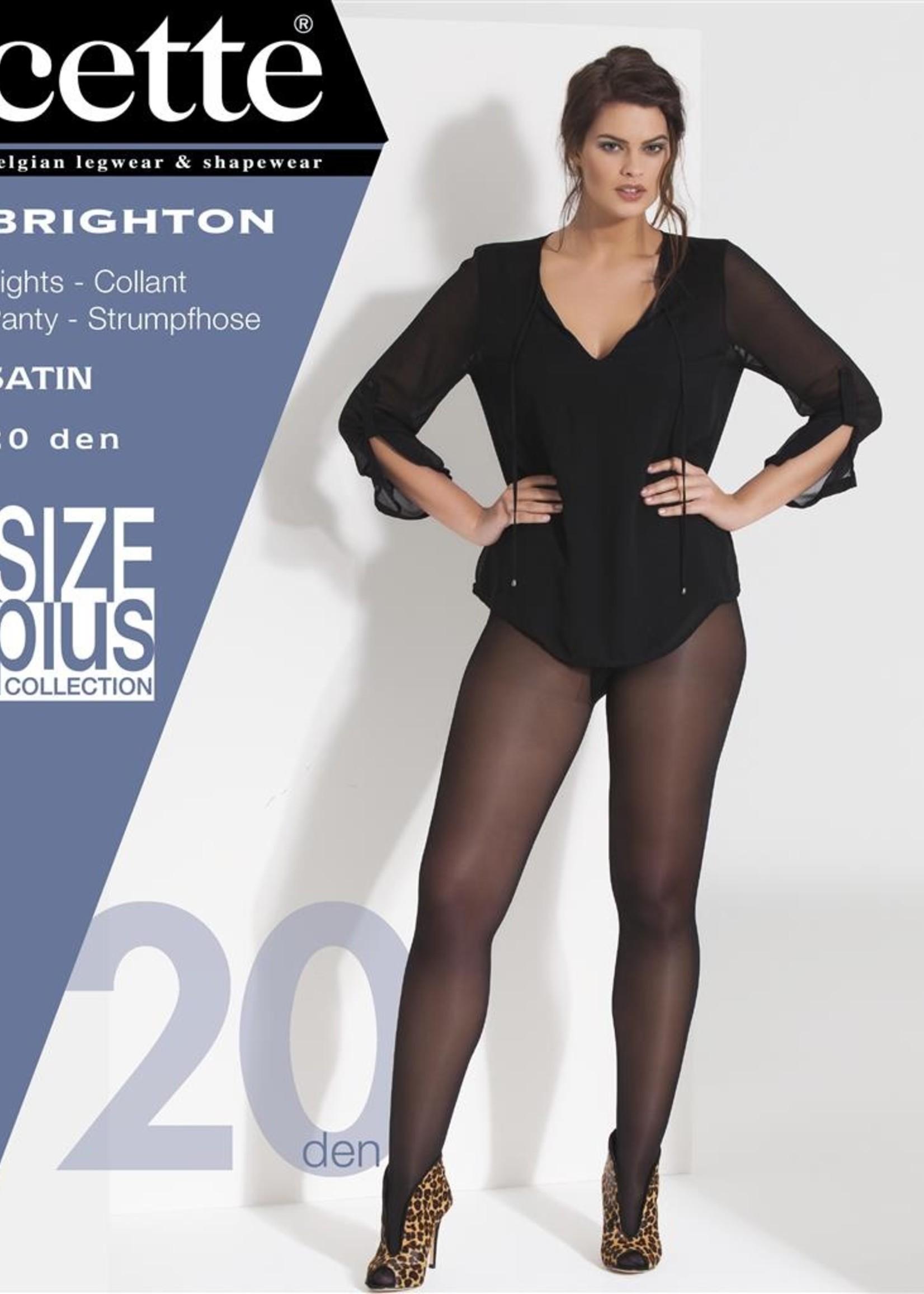 Cette Cette Brighton Plus Size Panty