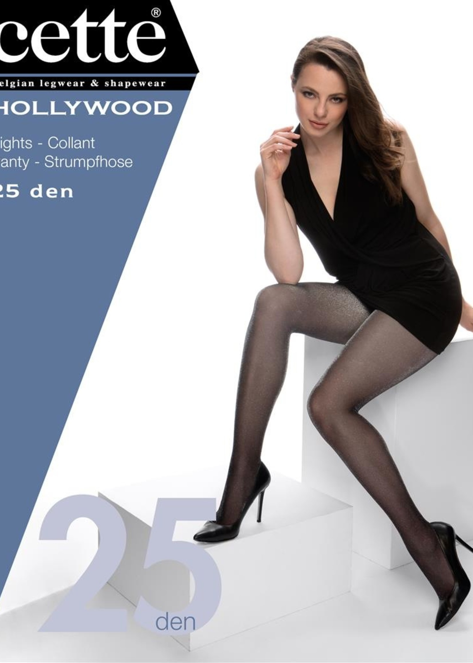 Cette Cetty Hollywood Plus Size Panty