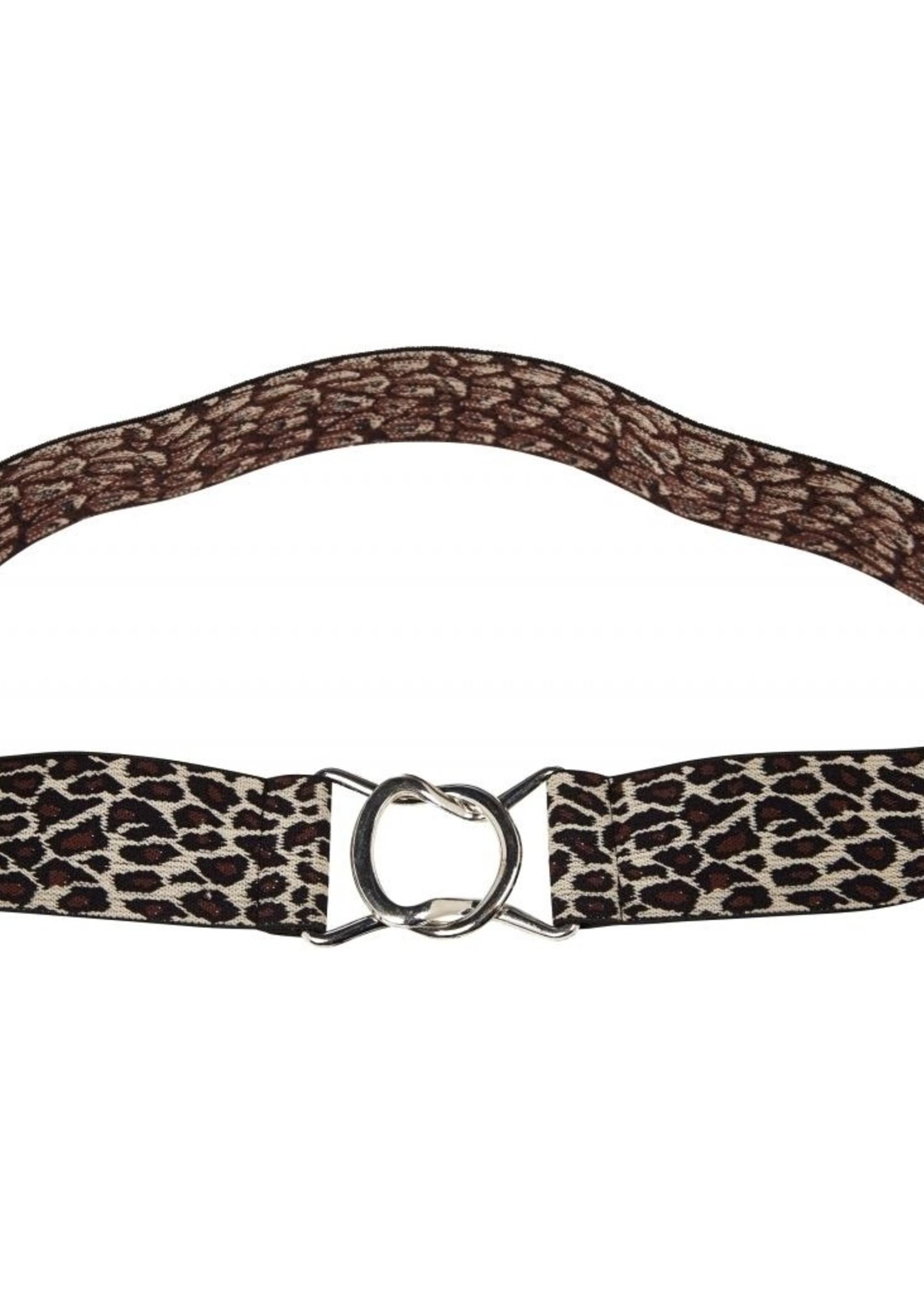 Zoey Zoey Leopard Belt