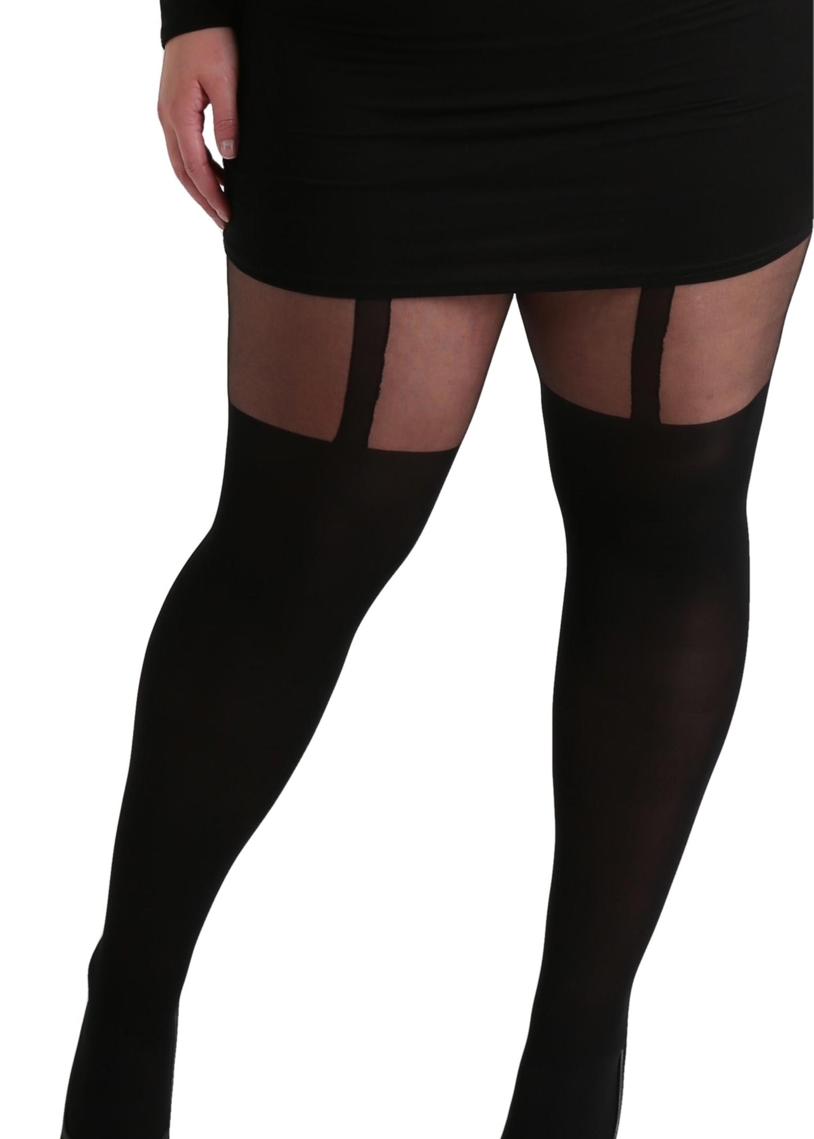 Pamela Mann Plain Stripe Tights