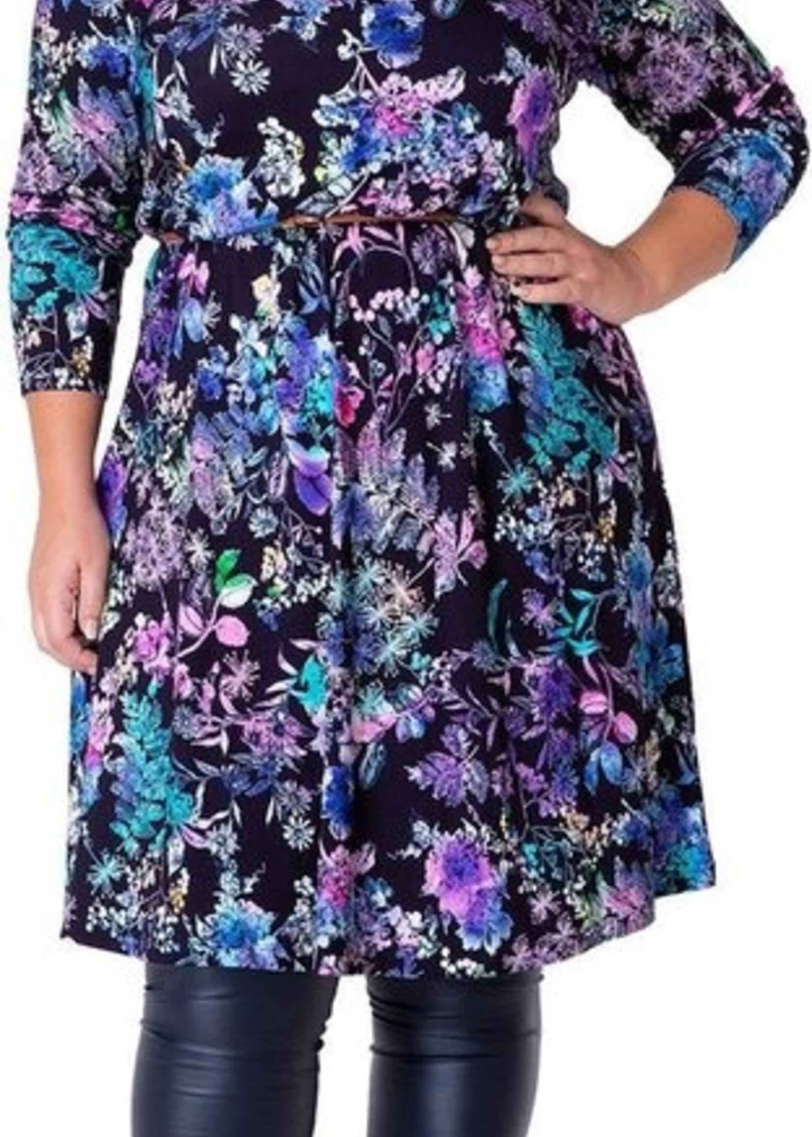 Yesta Yesta Amalie Rainbow Dress