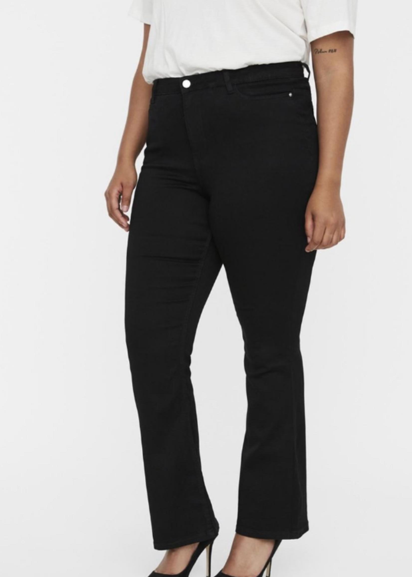Vero Moda Curve Vero Moda Curve Maria Flared Jeans