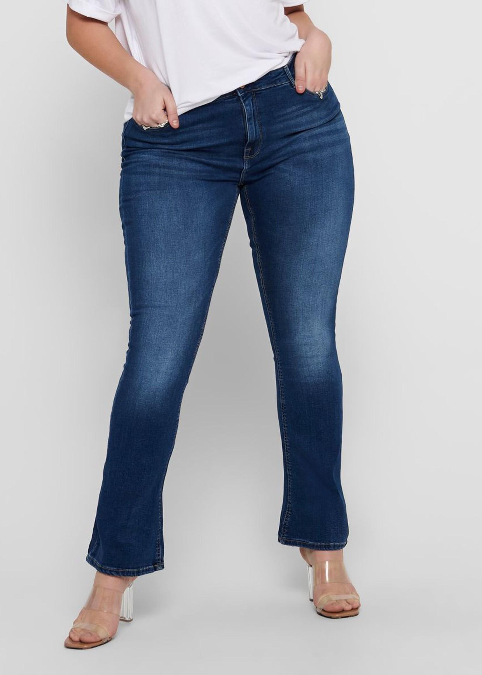 Only Carmakoma Only Carmakoma Laola Flared Jeans