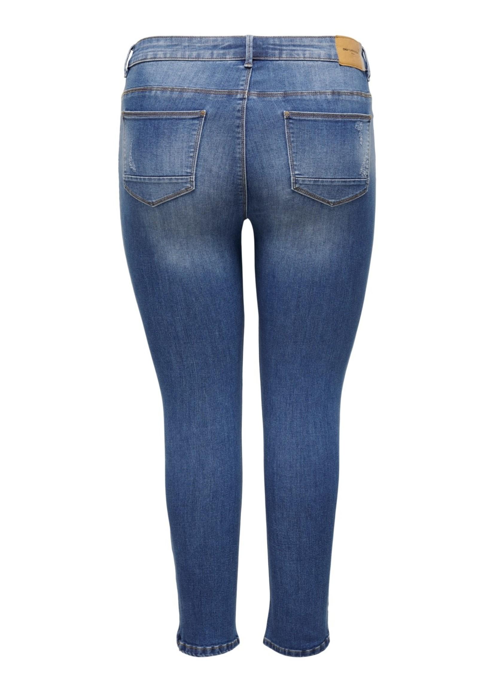 Only Carmakoma Only Carmakoma Karla Ankle Jeans