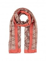 Coral Snake Scarf