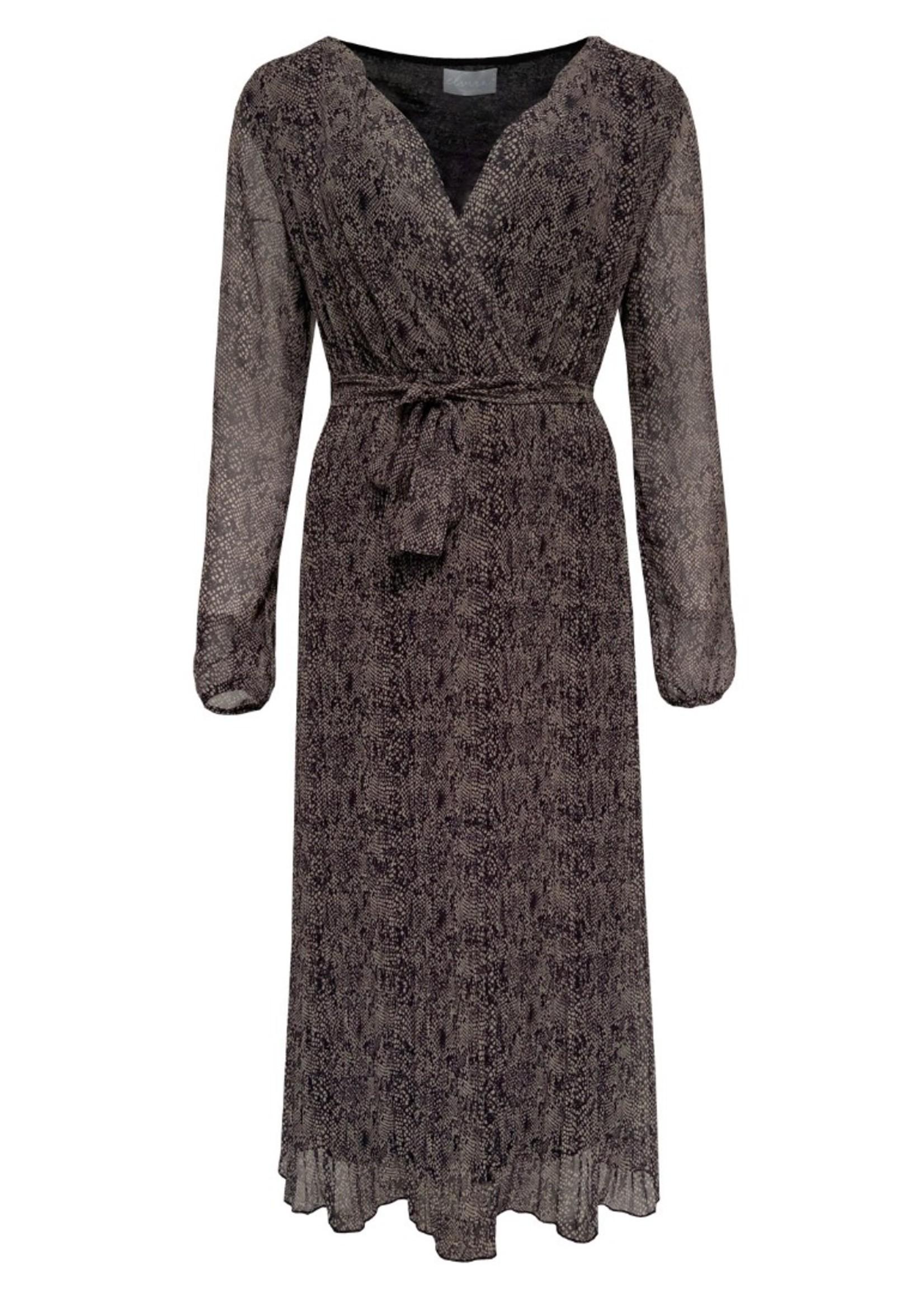 Elvira Collections Elvira Collections Suzy Plissé Dress