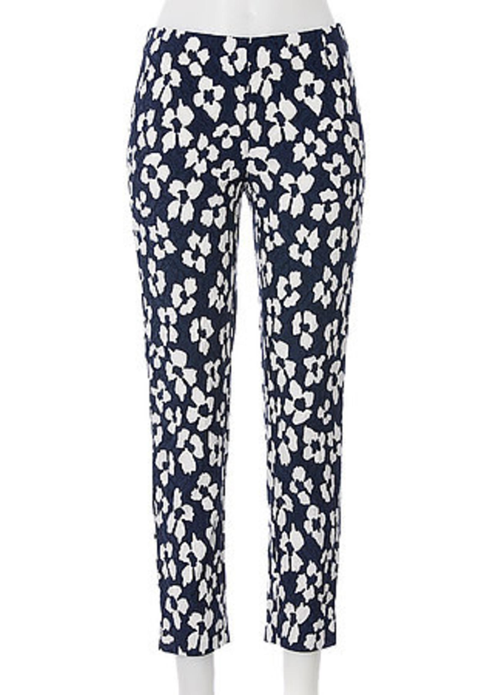 Stark Stark S-Jacky Blue Flower Pants