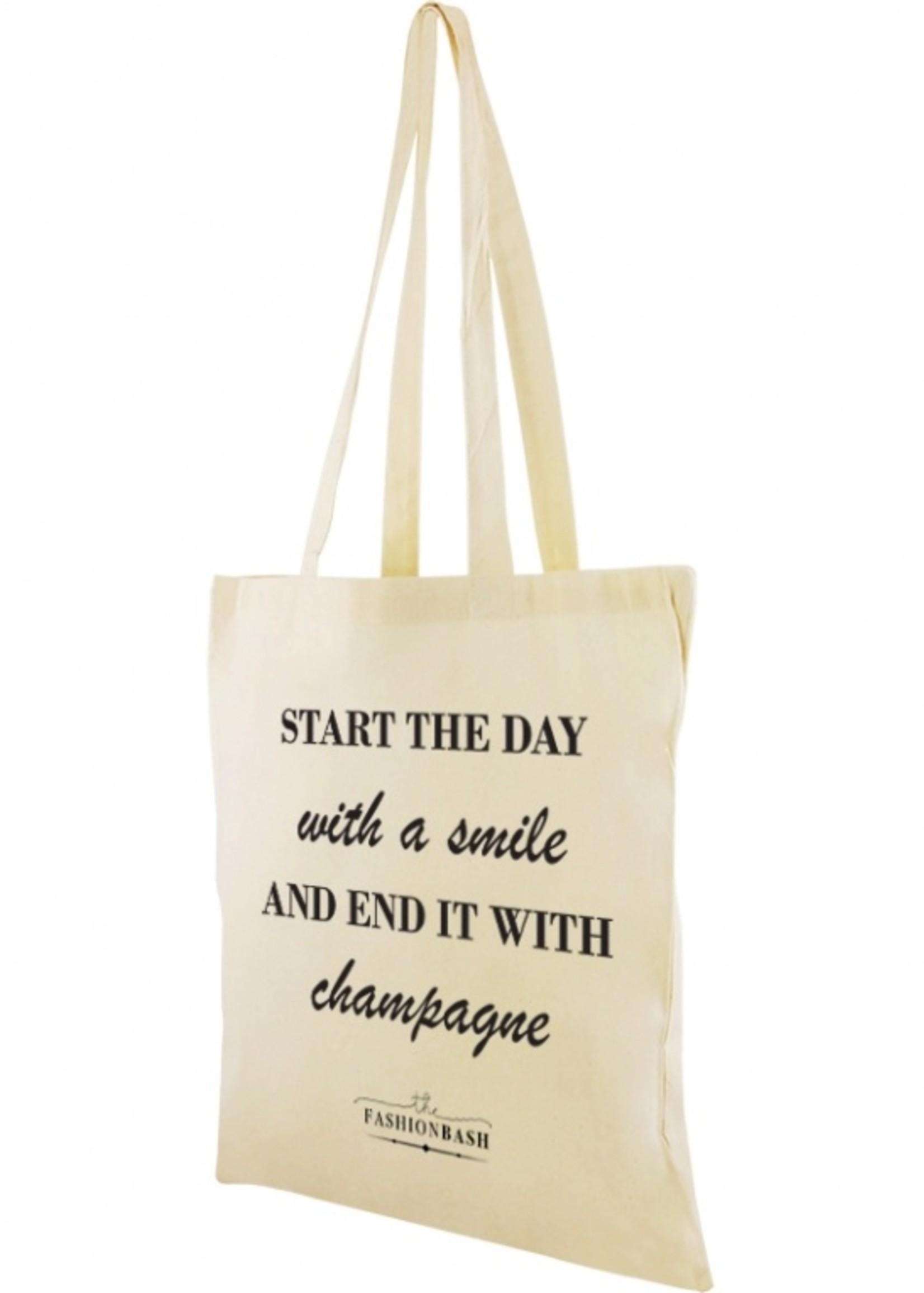 Cotton Quote Bag