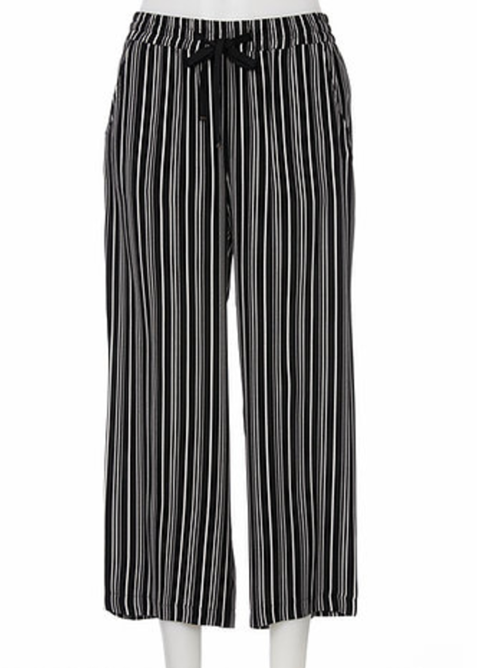 Stark Stark Bahia Black Stripe Pants