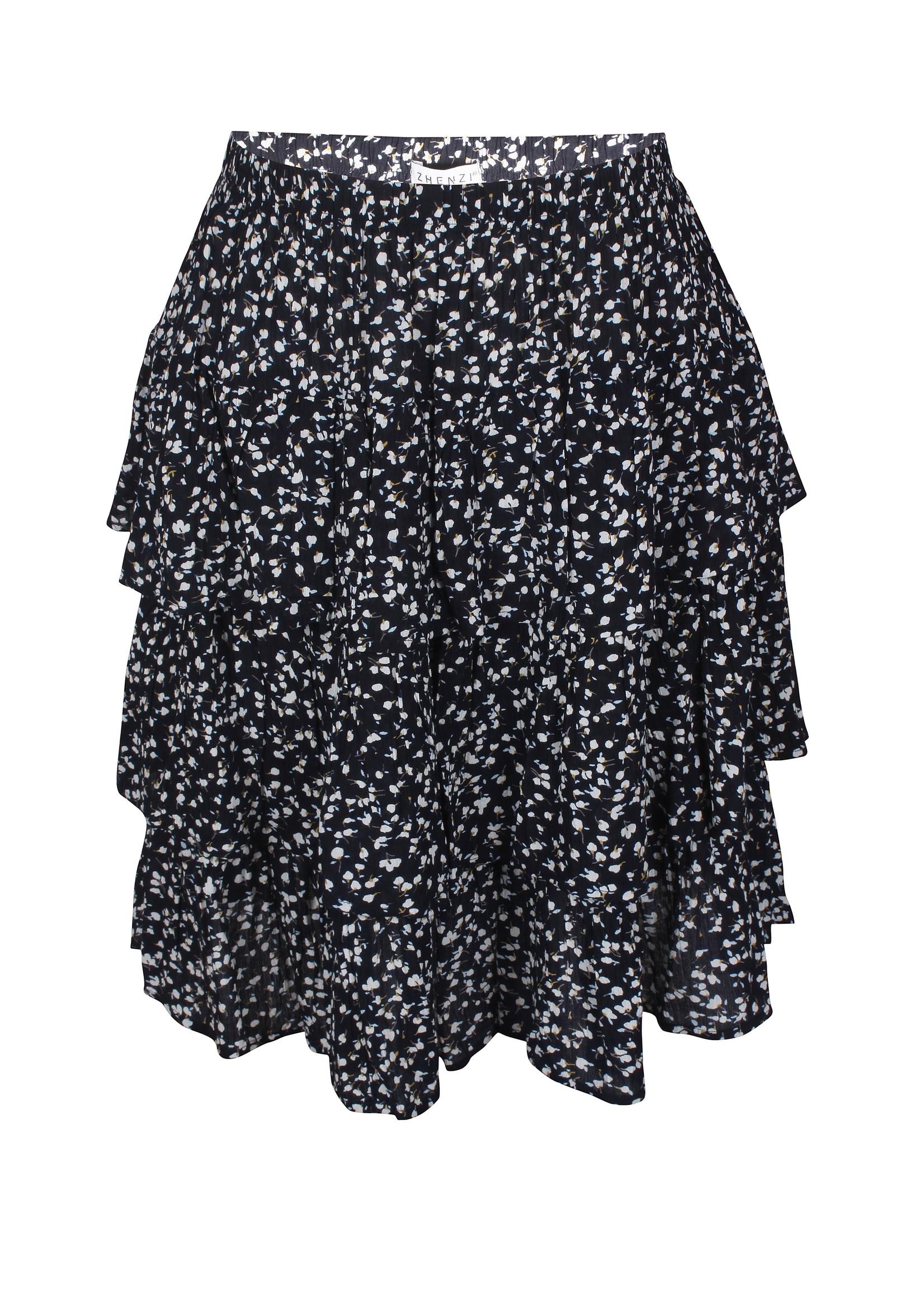 Zhenzi Zhenzi Luik Flower Skirt